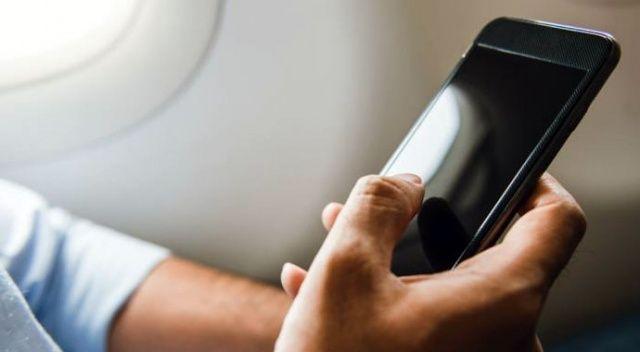 Yolcu beraberinde  gelen telefon sayısı  1 milyon azalır