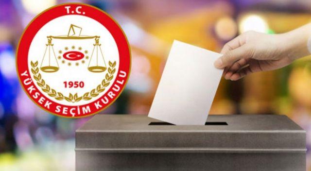 YSK, 31 Mart Mahalli İdareler Genel Seçimine ilişkin kesin sonuçları ilan etti