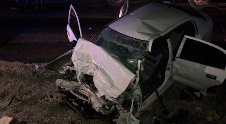 Tokat'ta polislerin olduğu araç tırla çarpıştı: 2 ölü, 2 yaralı