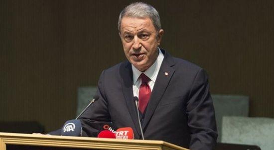 Bakan Akar: Türk Hava Kuvvetleri dünyanın önde gelen hava kuvvetleri arasındadır