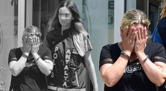 'Pes artık'... Kendilerini Alman kriminal polisi olarak tanıtmışlar