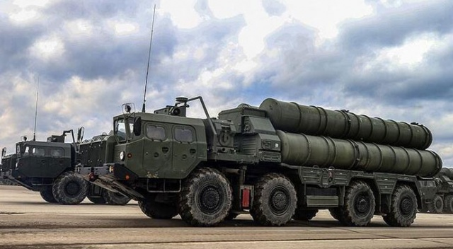 'Türkiye S-400'ler için tavizsiz duruş sergiledi'
