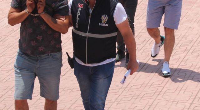 10 ilde 27 suçtan aranana firari mahkum, sahte kimlikle yakalandı