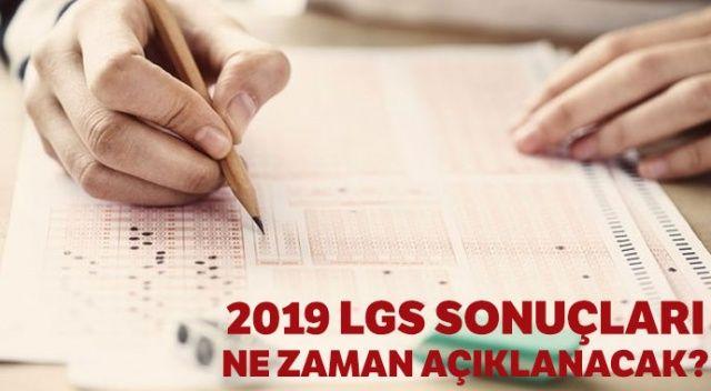 2019 LGS Sonuçları Ne zaman açıklanacak? MEB ilan etti! LGS soru ve cevapları tıkla öğren