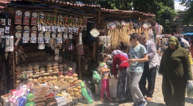 700 yıllık Cumalıkızık köyüne ziyaretçi akını