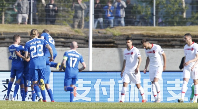 A Milli Takım grupta ilk kez gol yedi