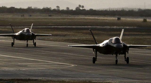 ABD, Türk pilotların F-35 eğitimini durdurdu