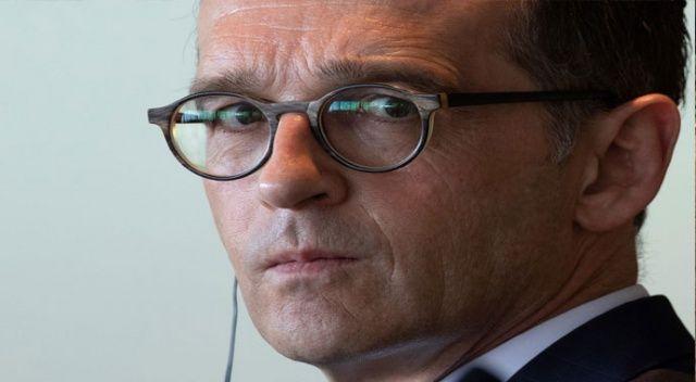 Almanya Dışişleri Bakanı Maas: 'Umman Körfezi'ndeki saldırılar endişe verici'
