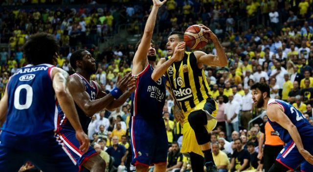 Anadolu Efes Fenerbahçe maçı Canlı İzle TRT Spor|  (Efes FB maçı canlı izle)