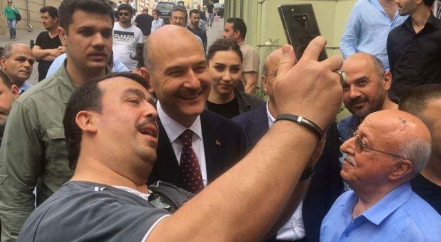 Bakan Soylu: 'İstanbul huzur ve sükun içerisinde bir seçime gidecek'