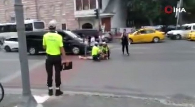 Beşiktaş'ta pes dedirten kaza
