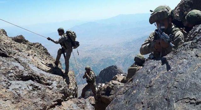 Bitlis'te bir terörist etkisiz hale getirildi