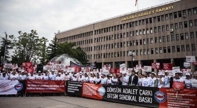 CHP zorbalığına suç duyurusu