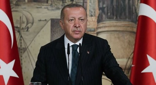 Cumhurbaşkanı Erdoğan'dan seçim anketleriyle ilgili açıklama