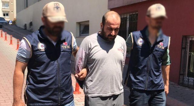 DEAŞ'ın sözde emiri tutuklandı