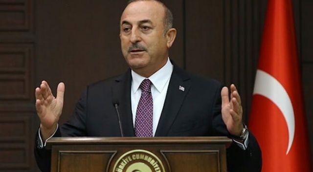 Dışişleri Bakanı Çavuşoğlu: S-400 alımından vazgeçmemiz mümkün değil