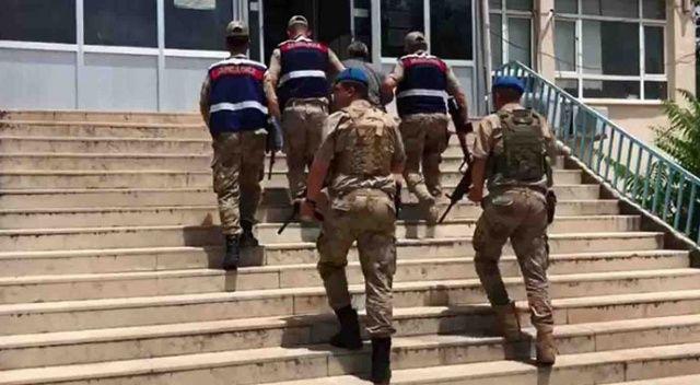 Diyarbakır'da terör örgütü PKK'ya eleman temin eden terörist yakalandı