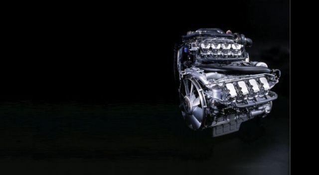 Efsane motor V8 50'nci yaşını kutladı