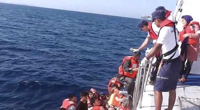 Ege'de yakalanan düzensiz göçmen sayısı 10 bini aştı