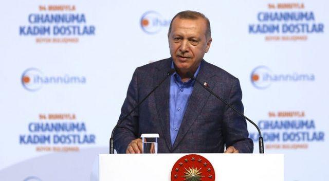 Erdoğan'dan CHP adayı İmamoğlu'na: Veri kopyalama bir FETÖ sanatıdır