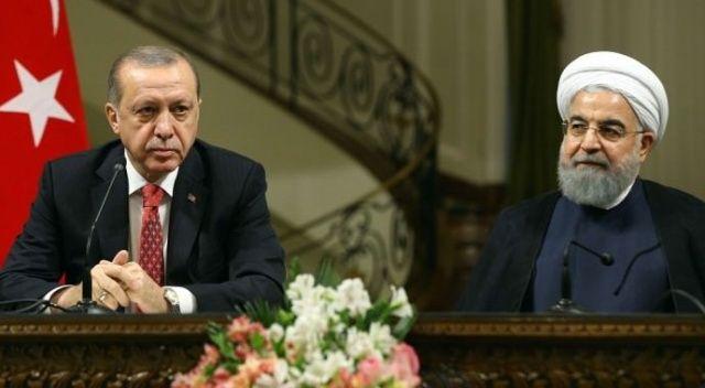 Erdoğan, İran'a uygulanan müeyyideyi eleştirdi: Millî paramızı kullanalım
