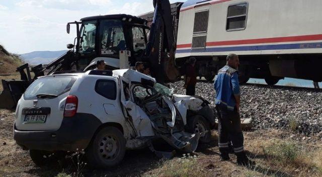 Feci kaza: 1 ölü, 2 yaralı