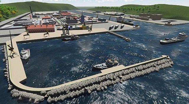 Filyos Limanı'nda sona gelindi - tg mobile