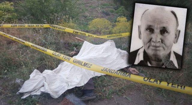 Gece tarlasına sulamaya giden adam sabah ölü bulundu