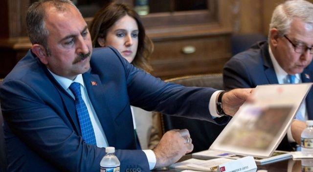 Gül: FETÖ elebaşının iadesi konusunda yeni belgeleri ABD Adalet Bakanı'na verdik