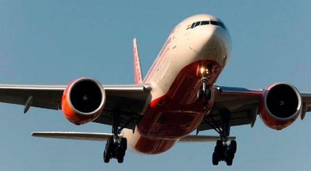 Hindistan uçağı bomba tehdidi nedeniyle Londra'ya acil iniş yaptı