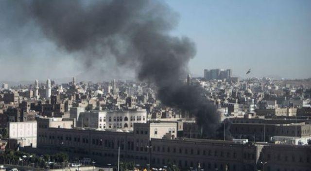 Husiler, Yemen ortalarında El Beyda'yı bombaladı