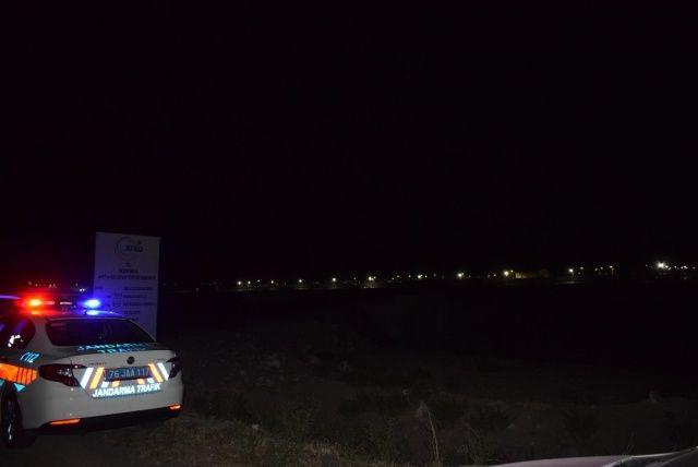 Iğdır'da düzensiz göçmenler isyan çıkardı