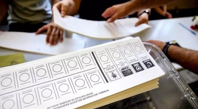 İl seçim İstanbul adaylarının oy sonuçları açıklandı