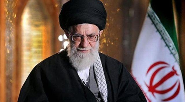 """İran dini lideri Hamaney:""""ABD ile müzakere olmayacak"""""""