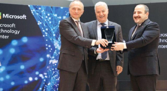 İstanbul'a Microsoft Teknoloji Merkezi