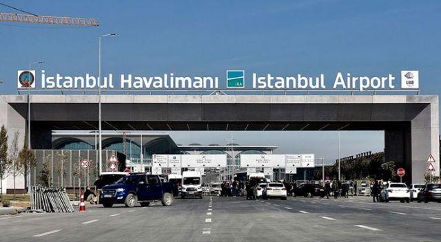 İstanbul Havalimanı, 'yılın havalimanı' olmaya aday
