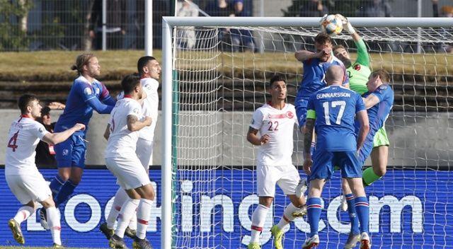 İzlanda 2 - 1 Türkiye