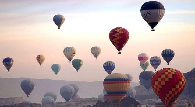 Kapadokya'da bir ilk! Uluslararası sıcak hava balon festivali düzenlenecek