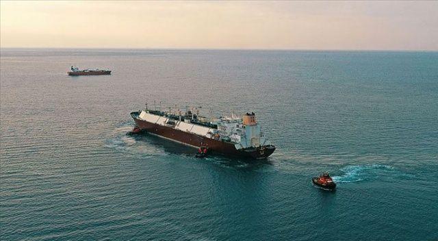 Katargaz'dan Türkiye'ye ilk büyük LNG sevkiyatı yapıldı