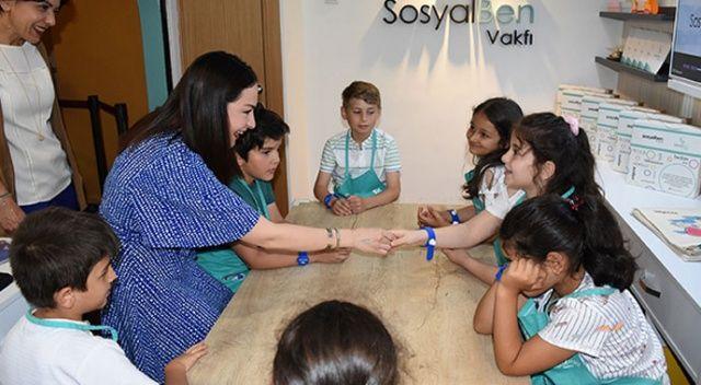 KidZania çocuklarından Erzincan'daki arkadaşlarına karne hediyesi
