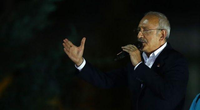 Kılıçdaroğlu: Türkiye, süratle gerçek gündemine dönmeli