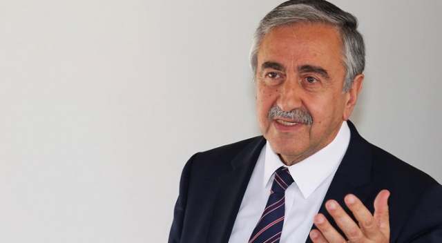 KKTC Cumhurbaşkanı Akıncı'dan Doğu Akdeniz açıklaması!