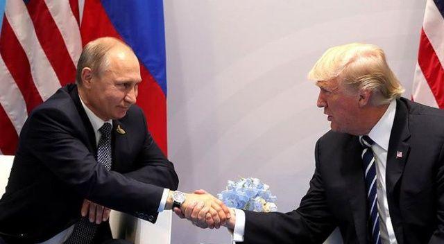 Kremlin: Putin ve Trump bu ay Japonya'da görüşebilir
