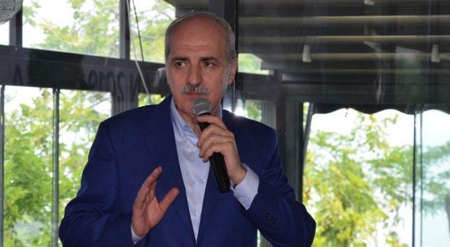 Kurtulmuş: 'AK Parti'ye karşı kızgınlığın bedeli, CHP'nin adayını o koltuğa oturtmak değildir'