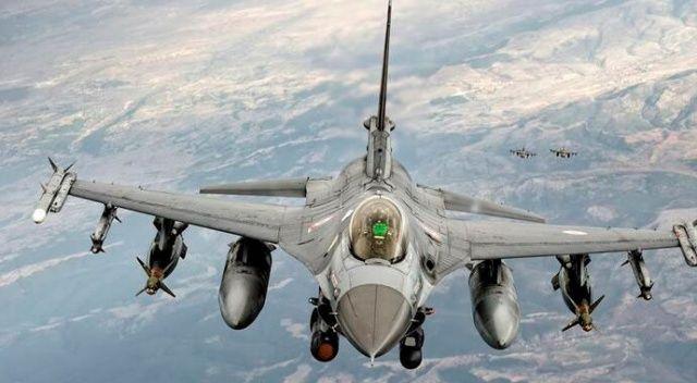 Kuzey Irak'a hava harekatı: 3 terörist daha etkisiz hale getirildi