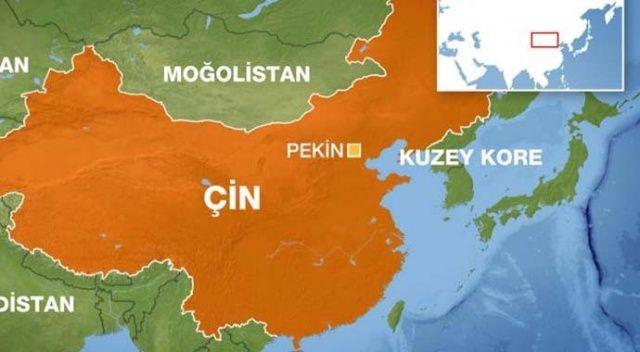 Kuzey Kore - Çin sınırında şüpheli patlama depreme yol açtı