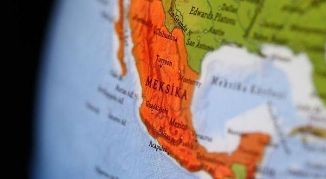 Meksika 68 sınır geçiş noktasında kontrolleri artırıyor
