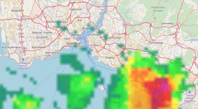 Meteoroloji'den İstanbul'un iki ilçesi ve Yalova için uyarı