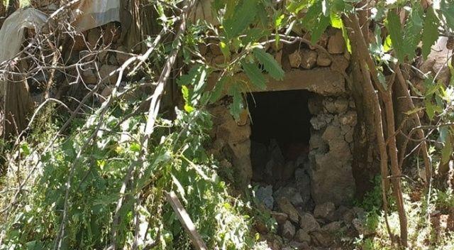 Pençe Harekâtı'nda imha edilen mağara ve sığınak sayısı 100'e ulaştı
