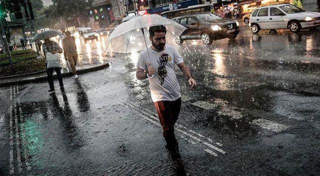Meteoroloji'den bir uyarı daha! İller arasında İstanbul da var